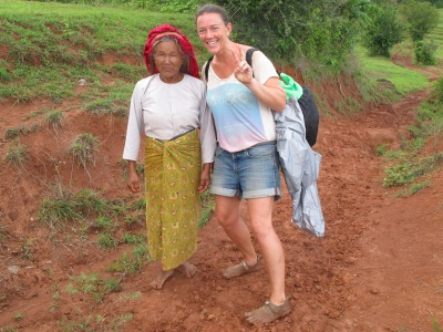 3 days trekking from Kalaw to Inle Lake144