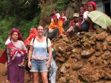 3 days trekking from Kalaw to Inle Lake159