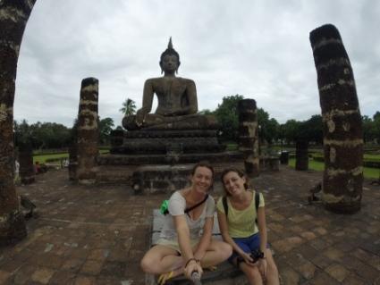 Antica capitale - Sukhothai (8)