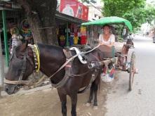 Mercato di Meiktila Myanmar