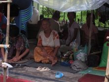 Poveri a Yangon Myanmar