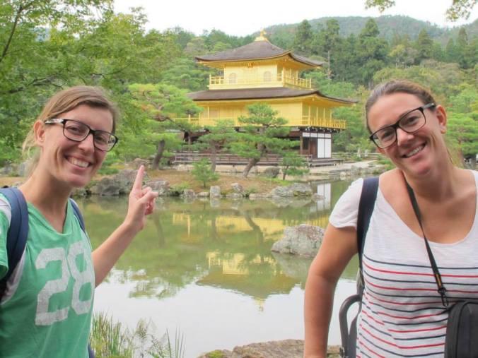 palazzo d'oro nel groove di bamboo
