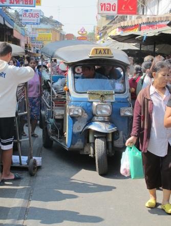 Amphawa Bangkok Thailand