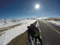 5280 mt Catena dell'Himalaya