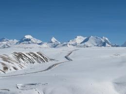 5280 mt Catena dell'Himalaya - Tibet