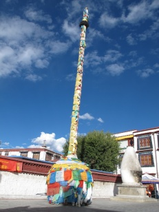 Kora di Barkor Street - Lhasa