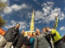 Kora di Barkor Street Lhasa