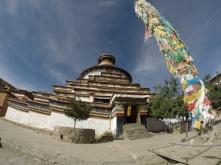 Kundum Stupa Gyantse