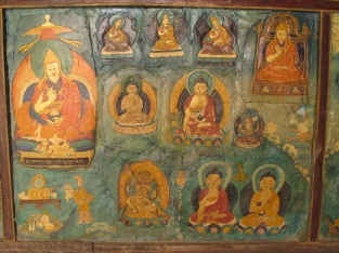 Kundum Stupa - Gyantse