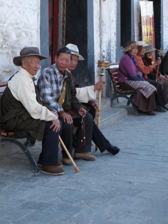 people - Tibet (1)
