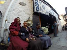 People Tibet