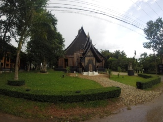 Black House- Chiang Rai