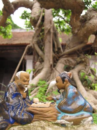 Tempio della letteratura Hanoi - Vietnam