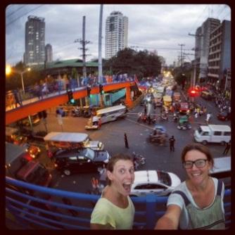 Il caos di Manila