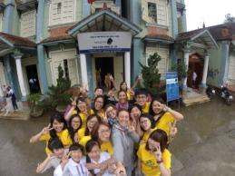 Volontariato al centro OChau di Sapa - Vietnam