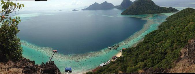 Boheydulang Island - Borneo