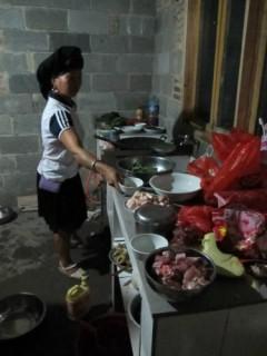 cucina locale